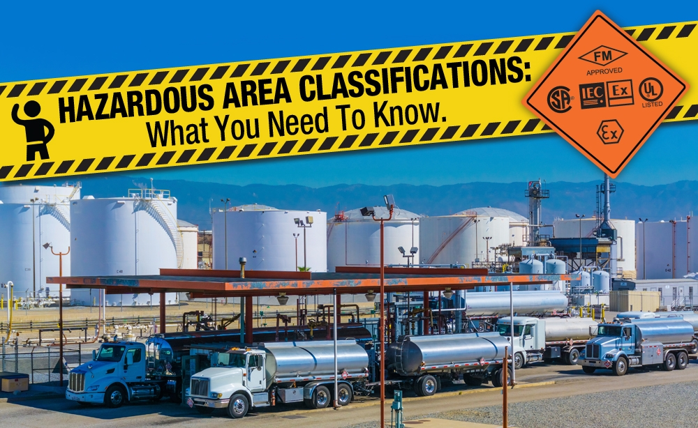 Hazardous Area Classifications: What You Need to Know