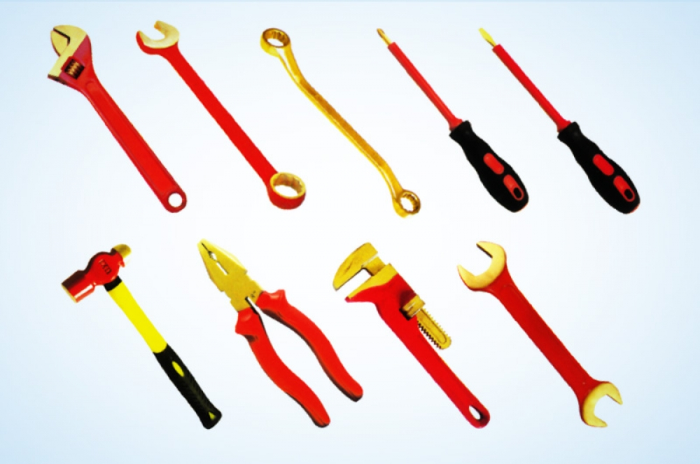 Hand Tools - Non-sparking tools