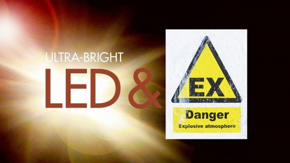 Is certification of LED luminaires causing higher risks on Ex Areas?